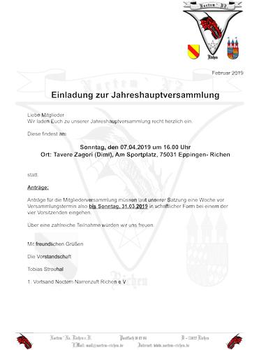 Einladung Jahreshauptversammlung 19.indd