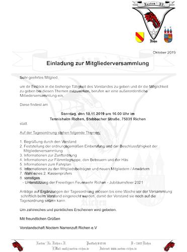 Einladung Außerordenliche MV_2_19_To.indd